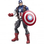 Marvel Legends 2013 - Series 01 - Ultimates Captain America