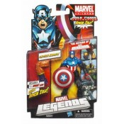 Marvel Legends 2012 - Series 02 - Heroic Age Captain America