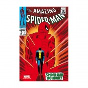Marvel Comics Steel Covers Metal Plate Amazing Spider-Man #50 42 x 65 cm Limited Edition