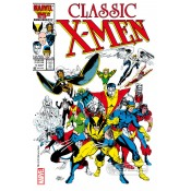 Marvel Comics Steel Covers Metal Plate Classic X-Men #1 42 cm x 65 cm