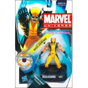 "Astonishing Wolverine Marvel Universe 3.75"" Action Figure"