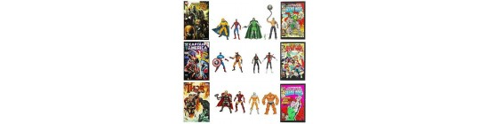 Greatest Battles Secret Wars Comic Two-Packs