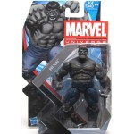 "New Incredible Hulk Grey Gray 2013 Version Marvel Universe 3.75"" Action Figure"
