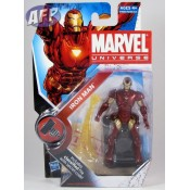 "Iron Man Extremis Marvel Universe 3.75"" Action Figure"