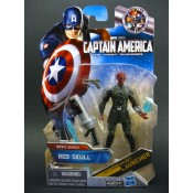 Captain America First Avenger Movie Series Red Skull