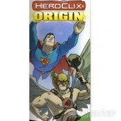 DC Heroclix Origin Booster Pack (4 Figures)