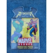 Marvel Heroes Attacktix 2 Figure Booster Pack