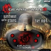 Gears of War 3 - Game Controller Keychain With Sound
