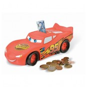 Cars Figure Bank Lightning McQueen