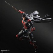 BATMAN ARKHAM ORIGINS PLAY ARTS KAI ROBIN