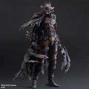 DC Comics Variant Play Arts Kai Batman Timeless Wild West Figure
