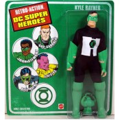 DC Super Heroes Retro Action Green Lantern Kyle Rayner Action Figure