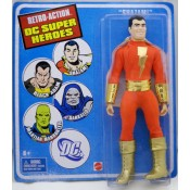 DC Super Heroes World's Greatest Retro Action Shazam Action Figure