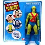 DC Super Heroes World's Greatest Retro Action Martian Manhunter Action Figure