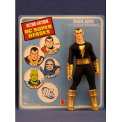 DC Super Heroes World's Greatest Retro Action Black Adam Action Figure