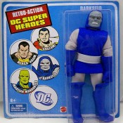 DC Super Heroes World's Greatest Retro Action Darkseid Action Figure