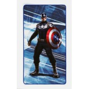 Captain America Carpet Captain America Rug 67 x 125 cm