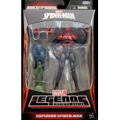 Marvel Legends 2014 Amazing Spider-Man 2 Infinite Series Superior Spider-Man