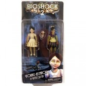 Bioshock: Little Sister & Young Eleanor Action Figure (Series 2)