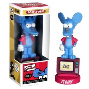 Itchy Bobble-head - Simpsons