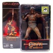 "Conan The Barbarian Bronze Exclusive 7"" Figures"