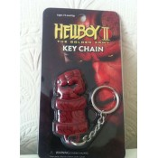Hellboy 2 Keychain (key chain) The Right Hand of Doom