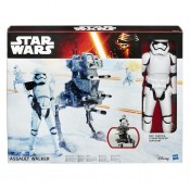 Star Wars Assault Walker & Riot Control Stormtrooper Sergeant Figure