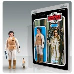 Star Wars Jumbo Vintage Kenner Action Figure Leia (Hoth Outfit) 30cm