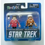 Star Trek Legacy Minimates Series 1 Captain Kirk & Khan (Star Trek II)