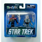 Star Trek Legacy Minimates Series 1 Captain Sisko & Jem Hadar (Deep Space Nine)