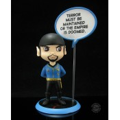 Star Trek Trekkies Q-Pop Figure Mirror Spock SDCC Exclusive 11 cm