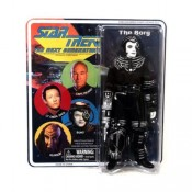 Star Trek TNG Retro Action Figure Borg