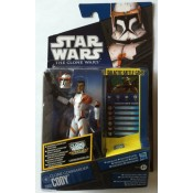Clone Commander Cody Star Wars The Clone Wars Action Figure CW03