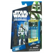 Commander Gree Star Wars The Clone Wars Action Figure CW21