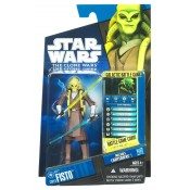 Kit Fisto Star Wars The Clone Wars Action Figure CW23
