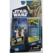 Yoda Star Wars The Clone Wars Action Figure CW05
