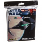 Star Wars EasyKit Pocket Model Kit 1/257 Sith Infiltrator 10 cm