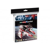 Star Wars EasyKit Pocket Model Kit 1/80 Jedi Starfighter 10 cm