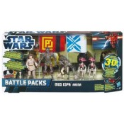 Discover The Force 3D: Star Wars Episode 1 Mos Espa Arena Battlepacks