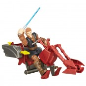 Star Wars Hero Mashers Darth Maul & Sith Speeder