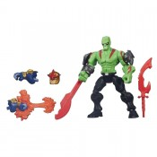 Drax Battle upgrade super hero mashers Action Figure