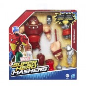 Juggernaut Battle Upgrade Super Hero Mashers Action Figure