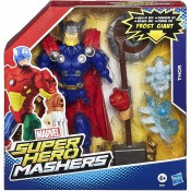 Thor Battle Upgrade Super Hero Mashers Action Figure