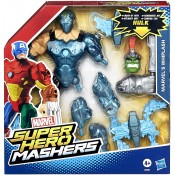 Whiplash Battle Upgrade Super Hero Mashers Action Figure