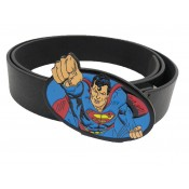 Superman Fist Buckle Belt