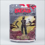Walking Dead Comic Series 2 Michonne Pet Zombie