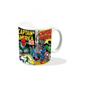 Captain America Classic Covers - Mug