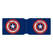 Captain America Shield Logo - Travel Pass