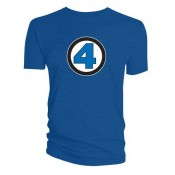 Fantastic Four T-Shirt - Logo