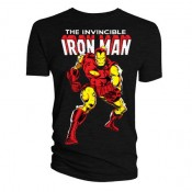 Iron Man T-Shirt - Issue 126 Classic Cover